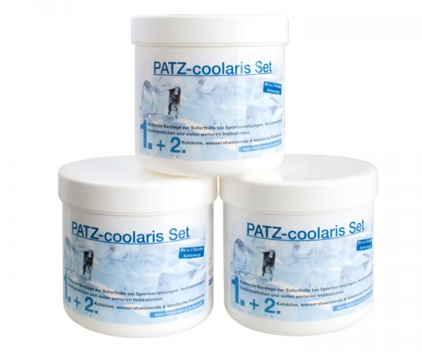 PATZ-coolaris Set