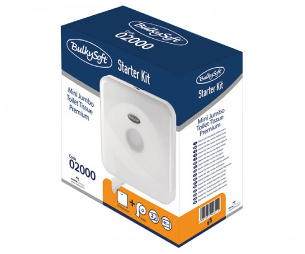 Toilettenpapier Mini Jumbo