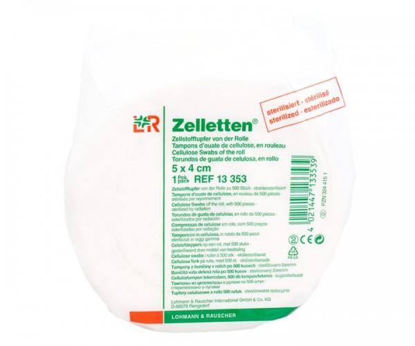 Lohmann & Rauscher Zelletten® Zellstofftupfer, steril