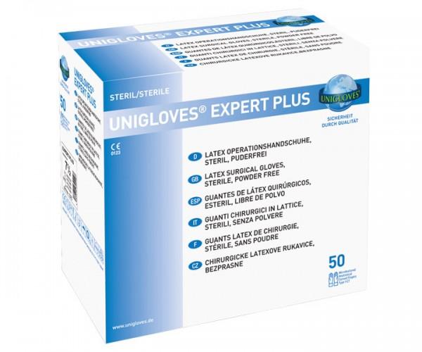 Unigloves Expert Plus - Latex OP-Handschuhe