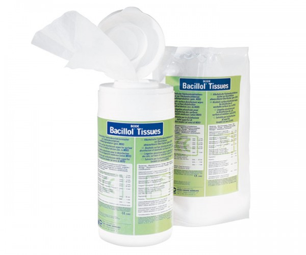 Bode Bacillol Tissues