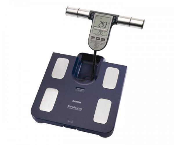 omron Körperfett-Analysewaage BF 511