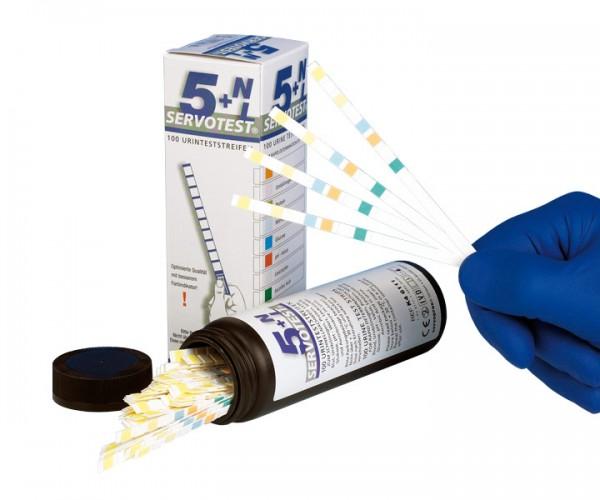 SERVOTEST® 5+NL