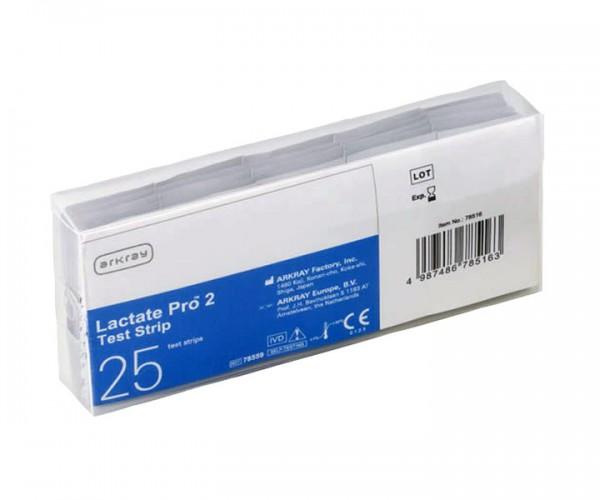 Lactate Pro 2 Teststreifen