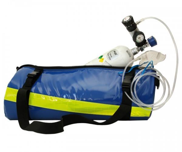 2 l Notfall-Sauerstoffversorgung