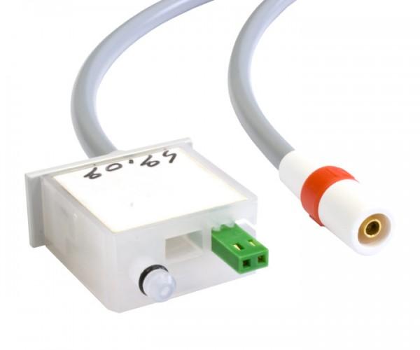 Hellige Elektrodenleitung