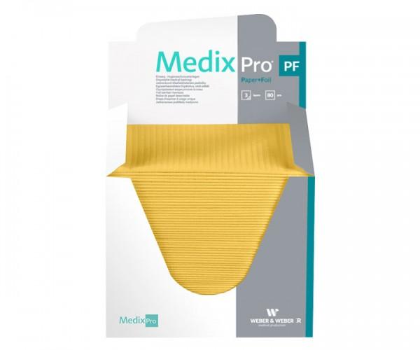Medix Pro Schutzunterlagen gelb