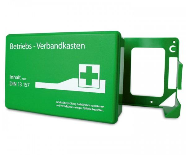 Betriebsverbandskasten DIN 13157 grün