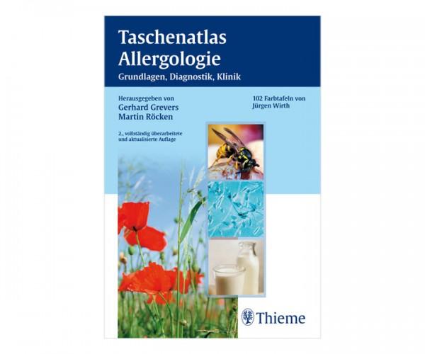 Taschenatlas Allergologie