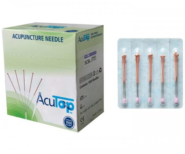 AcuTop Akupunkturnadeln Typ 5CBs