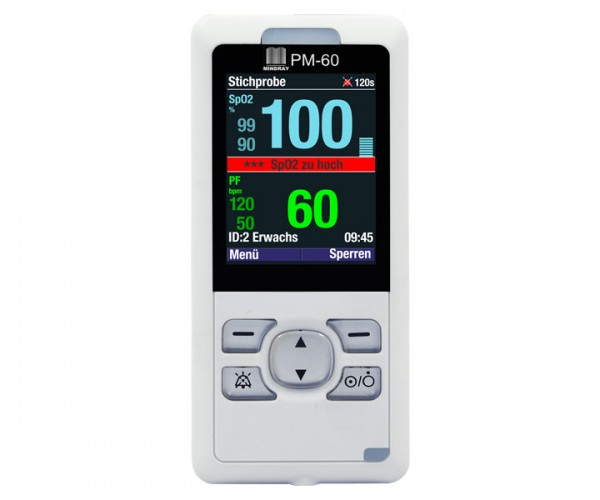 MINDRAY Hand-Pulsoximeter PM60