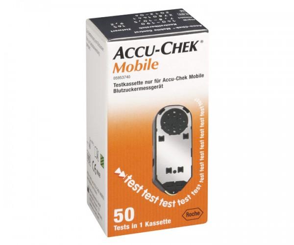 Testkassetten Accu-Chek Mobile