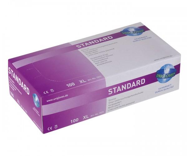 Unigloves Standard Vinyl-Handschuhe