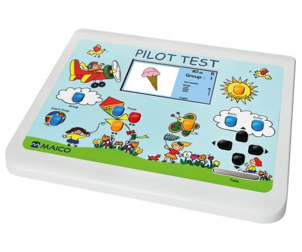 Maico Audiometer Pilot-Test
