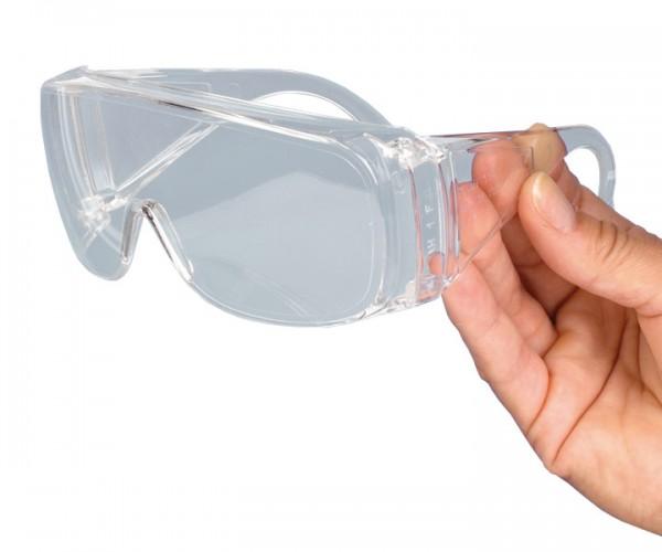 Schutz-/Überbrille