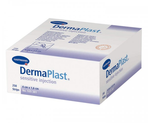 Hartmann DermaPlast® sensitive injection Injektionspflaster