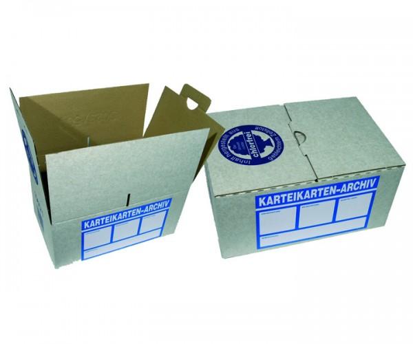 Ordnungs- und Archivkartons