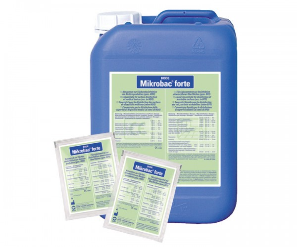 Bode Microbac forte
