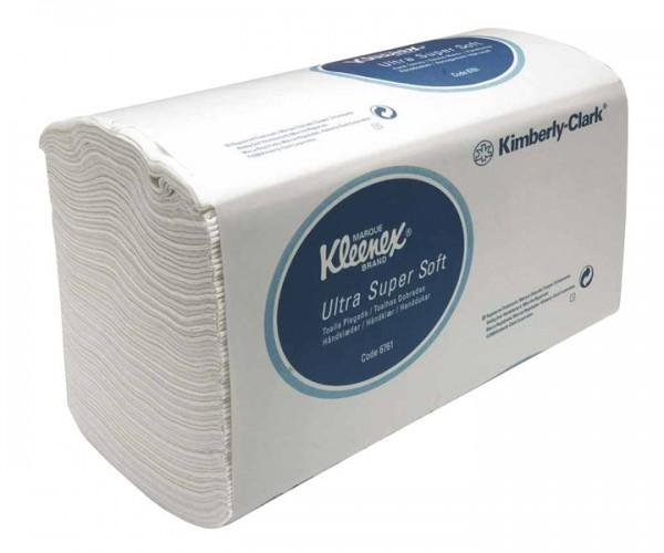 Kleenex Ultra Super Soft Handtücher