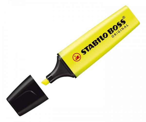 Textmarker gelb