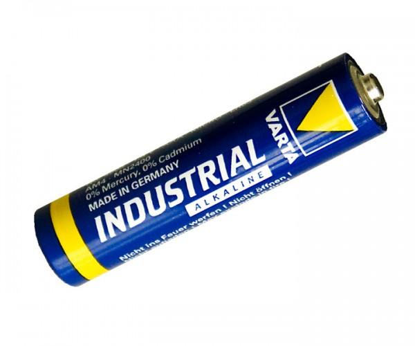 Batterie Varta Industrial Alkaline Micro
