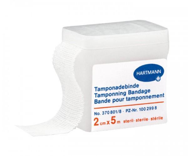 Hartmann Tamponadebinden