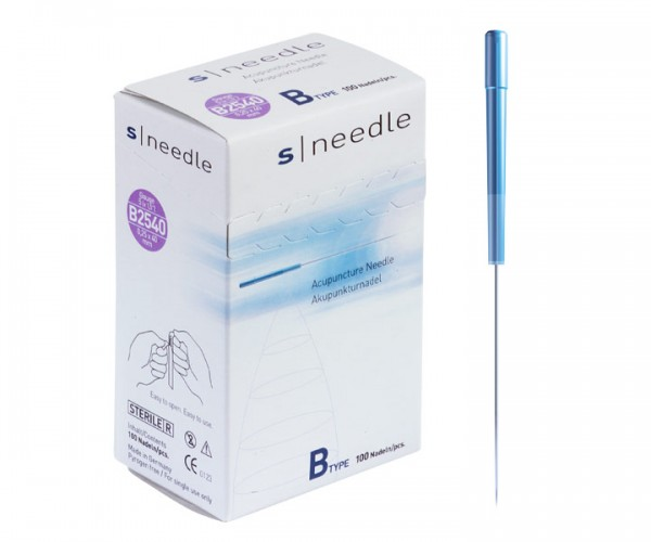 ASIA-MED s-needle B-Type