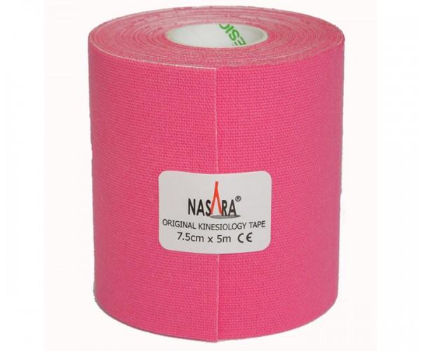 nasara kinesiotape 7,5 cm pink